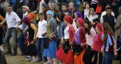 Kadırga Yaylasında yüzlerce yıllık şenlik coşkusu