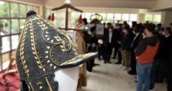 25 yıllık emekle oluşturulan eserler Gümüşhane'de sergileniyor
