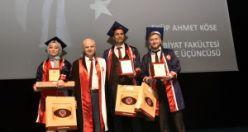 Gümüşhane Üniversitesinde mezuniyet ve 11.Kuruluş Yıldönümü coşkusu