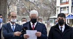 MHP Gümüşhane teşkilatından 'Katil polis' sözlerine sert tepki
