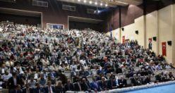 Gümüşhane'de 1.Uluslararası Bir Bilge Bir Ülke Sempozyumu başladı