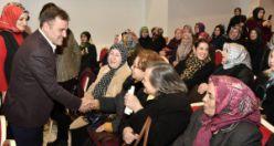 Kadınlar sordu, Başkan Çimen cevapladı