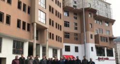 Müftülük Kur'an Kursu, Camii ve Külliyesi destek bekliyor