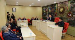 Gümüşhane İl Özel İdaresi'nin 2020 yılı bütçesi kabul edildi