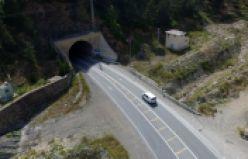 Bu tünelin Türkiye'de başka bir eşi yok