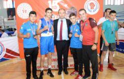 Üst Minikler Türkiye Boks Şampiyonları belli oldu