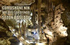 150 milyon yıl yaşındaki yer altı sarayında turizm sezonu başladı