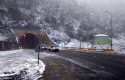 Burası Gümüşhane: Zigana dağı Mayıs 8'inde beyaza büründü