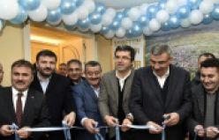 Kelkit'te Nurettin Özdemir Kültür Evi açıldı