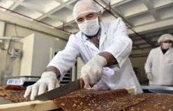 Balı organik, satışı teknolojik pestil üretiyor
