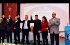 Gümüşhane Sağlık-Sen 4.Olağan Kongresi yapıldı