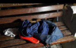Gümüşhane'de şüpheli çantadan eşofman ve krampon çıktı