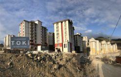 TOKİ'nin 530 konut projesi son virajda