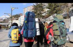 Türkiye'nin dört bir yanından dağcılar Zigana'da kamp kuracak
