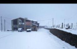 Zigana dağı 30 Mart'ta beyaz gelinliğini yeniden giydi