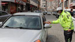 Gümüşhane'de Polis Haftası kapsamında fidan dikildi, lokma dağıtıldı