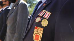 Gümüşhane'de Gaziler Günü kutlandı