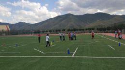 GÜ öğrencilerine temel dağcılık ve oryantiring eğitimi verildi
