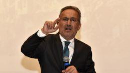 Türk Kızılayı Genel Başkan Yardımcısı İsmail Hakkı Turunç Gümüşhane'de