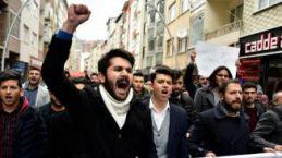 Mısır'da 9 gencin idam edilmesi Gümüşhane'de protesto edildi