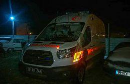 Kelkit'te ambulans kaza yaptı: 3 yaralı