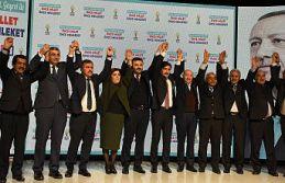AK Parti Gümüşhane'de aday tanıtım toplantısı...
