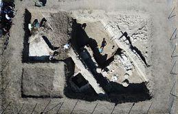 Dünyayı heyecanlandıran Satala Antik Kentinde kazı...
