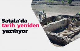 Satala Antik Kentindeki kazılarda 5 bin yıllık...