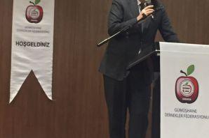 Ankara'da 2 gün boyunca Gümüşhane konuşuldu