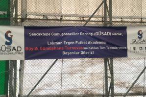 Gümüşhaneliler Lokman Ergen Spor Tesislerinde buluştu