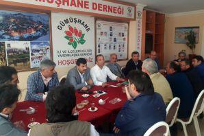 Sultanbeyli Gümüşhaneliler Derneğinden Kerbela programı