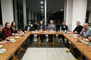 GÜDEF Gümüşhaneli sanatçılarla Üsküdar'da buluştu