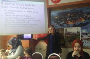 Sultanbeyli'de hemşeri kadınlar buluştu