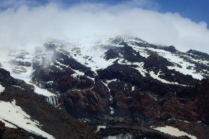 Gümüşhaneli dağcılar Türkiye'nin zirvesinde
