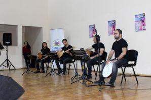 Kültür Sanat Yarışmaları Türk Müziği Ses Yarışması ile Sona Erdi