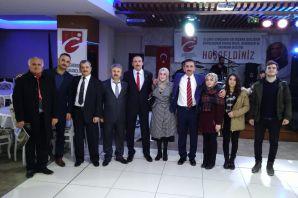 Gümüşhane'nin kurtuluşunu Eskişehir'de kutladılar