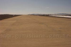 Köse Havaalanı İçin Teknik Heyet Gümüşhane'de