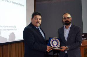 TÜBİTAK 4006 Bilim Fuarları ve Araştırma Projeleri Bilgilendirme Toplantısı Düzenlendi