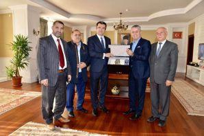 İstanbul GÜDEF ziyaretlere devam ediyor