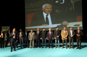 Gümüşhane'de II. Uluslararası Sosyal Bilimler Kongresi başladı