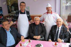 Akçay'dan Torul'da esnaf ziyareti