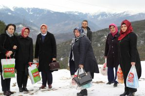 AK Parti'den anlamlı ziyaret