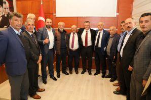Gümüşhane KHB Birlik Encümenine üye seçimi yapıldı