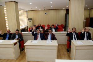 Gümüşhane İl Genel Meclisi'nin mayıs ayı toplantıları sona erdi