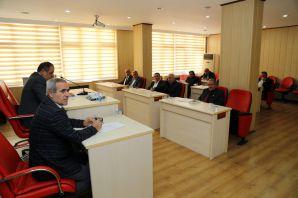 İl Genel Meclisi'nin bütçe maratonu başladı
