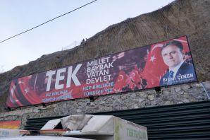 'İki Profil Demir Kaçak Yapı Sayıldı'