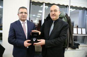 Bahri Bayram Erzurum'a atandı