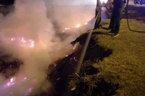 Gümüşhane'den ardı ardına yangın haberleri