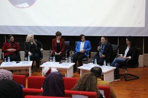 GÜ'de 'İş Hayatında Kadın' temalı program