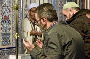 Gümüşhane'de eller semaya Barış Pınarı harekatı için kalktı
